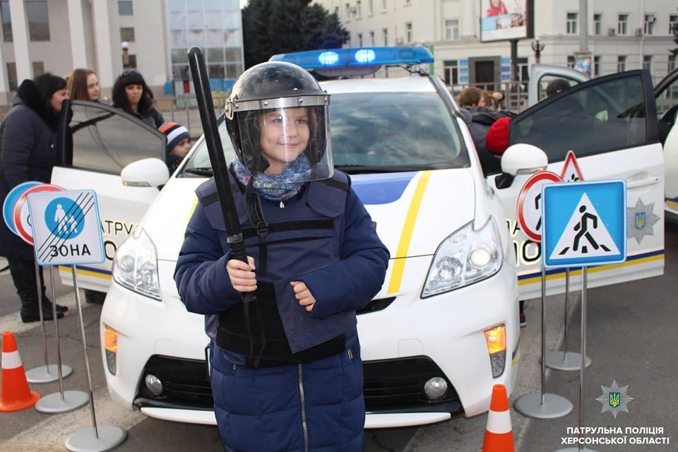 Детей и взрослых Днепра приглашают на «Рождество с патрульными». Новости Днепра