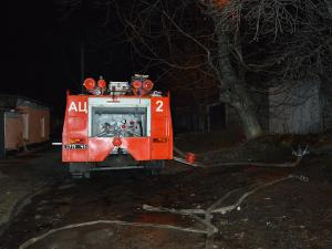 На пожаре погибли люди. Новости Днепра