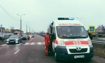 «Переходили по переходу»: под Днепром авто сбило женщину с ребенком