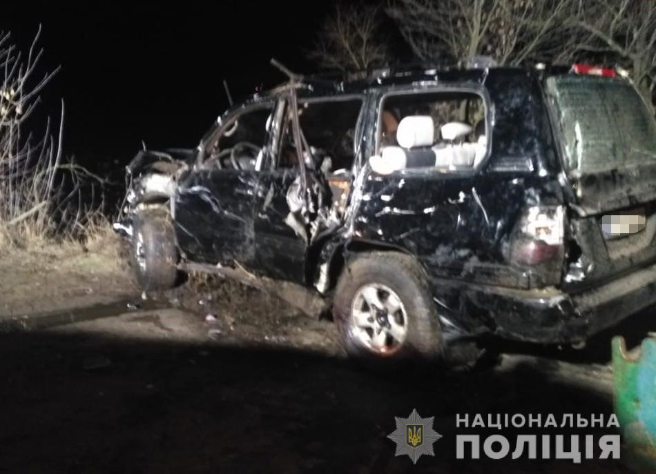 Полиция открыла уголовное производство по ДТП с 4 погибшими. Новости Днепра