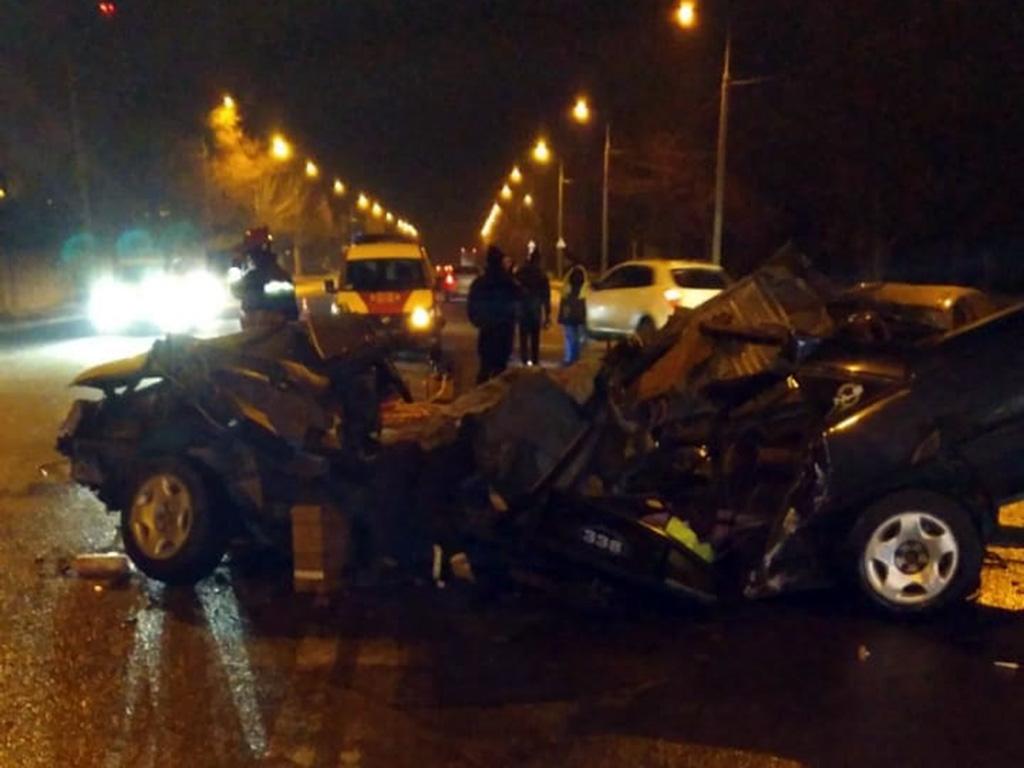 В ДТП на Малиновского в Днепре погибли 2 человека. Новости Днепра