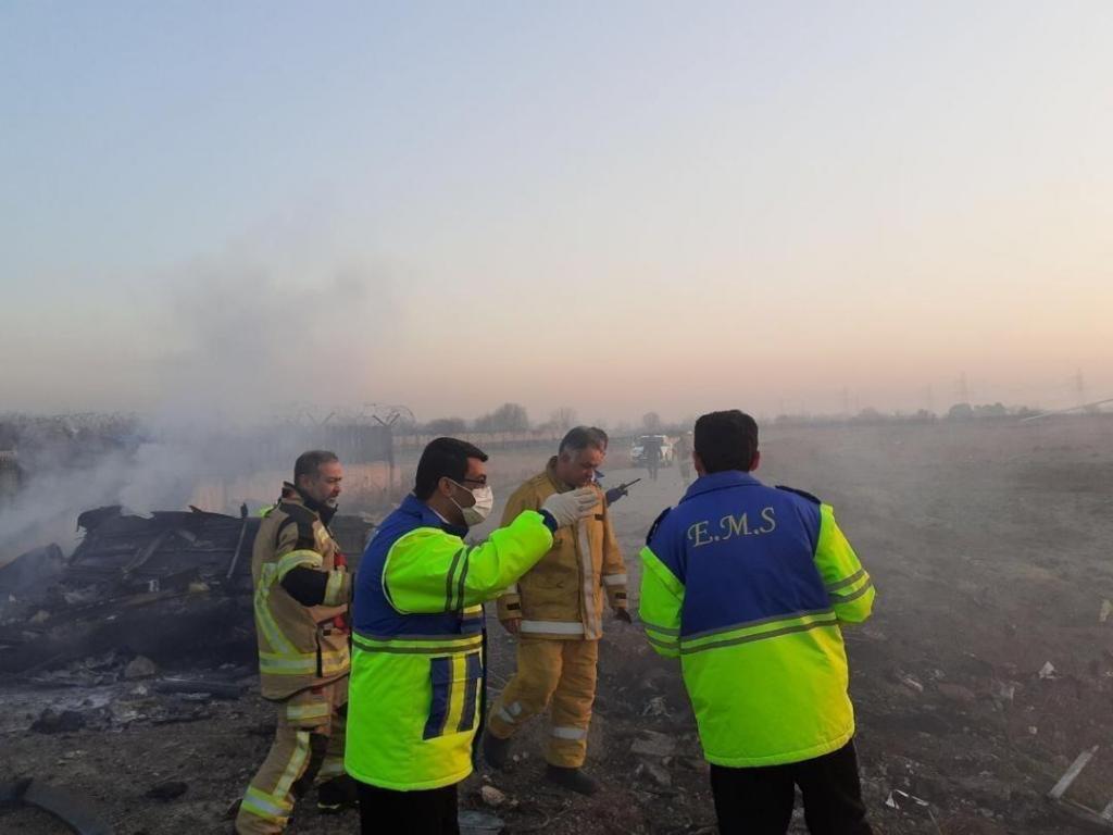 Катастрофа украинского Boeing 737: версии крушения самолета. Новости Украины