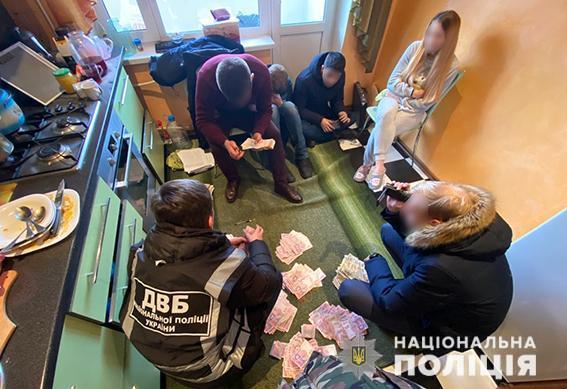 Несколько служащих Нацгвардии вместе с гражданскими организовали наркогруппировку. Новости Днепра