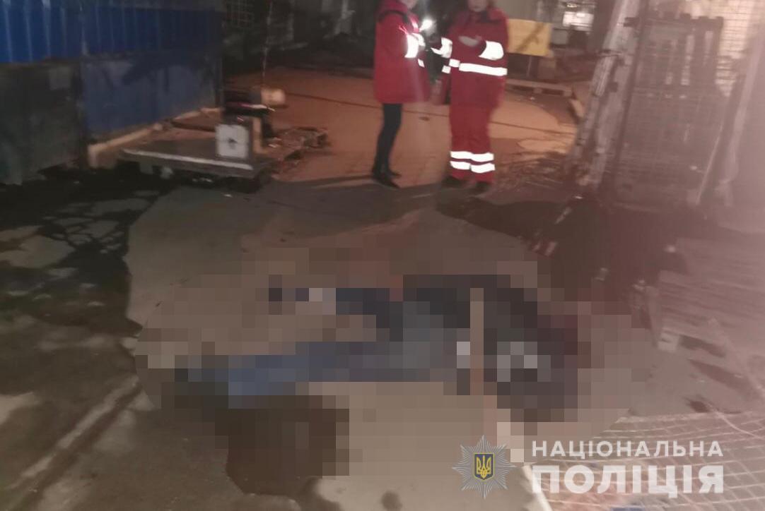 Группа неизвестных до смерти забила мужчину. Новости Днепра