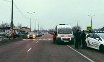 На переходе авто снесло мальчика и его маму: видео ДТП