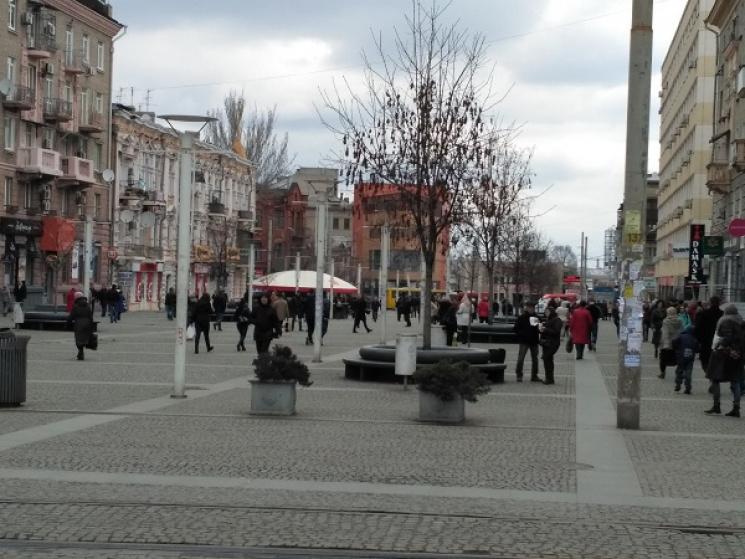 Две улицы в центре Днепра станут пешеходными: подробности. Новости Днепра