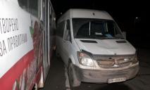 Серьезное ДТП в Днепре: микроавтобус влетел в толпу людей у трамвая