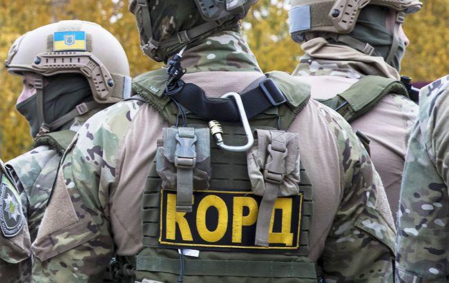 КОРД провел спецоперацию по захвату подозреваемого: видео с камер спецназовцев. Новости Днепра