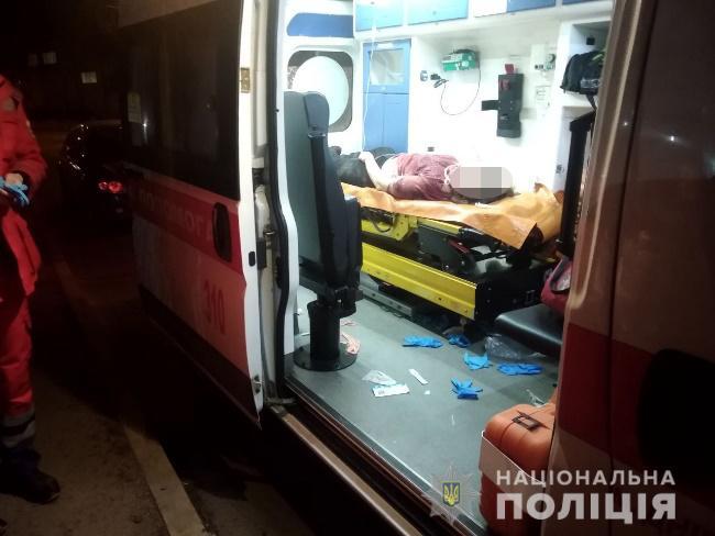 В Днепре женщина скончалась от удара ножом в шею: комментарий полиции. Новости Днепра