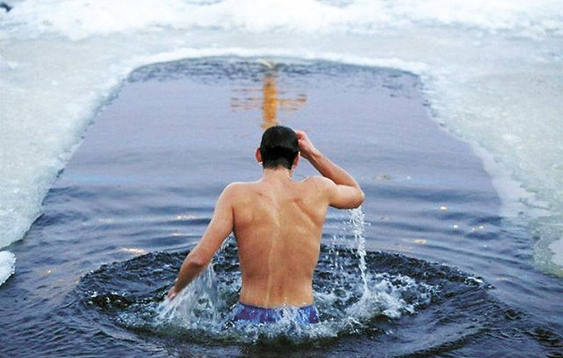 Крещение в Днепре: как будут охраняться мероприятия и где окунуться. Новости Днепра