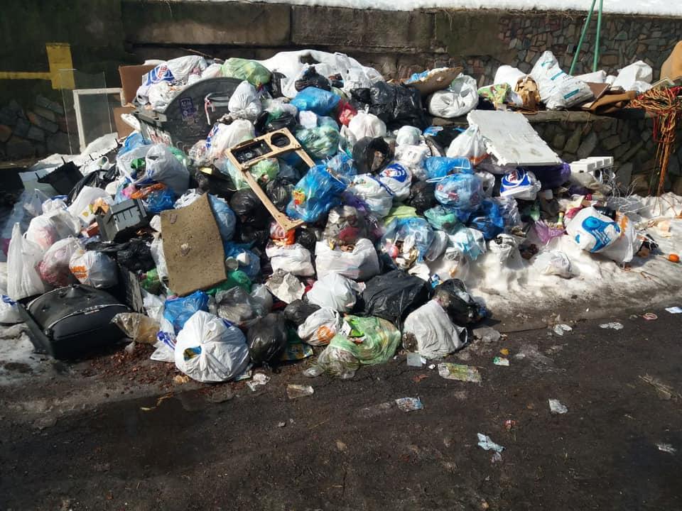 Годовщина мусорного коллапса: каким был Днепр 3 года назад. Новости Днепра