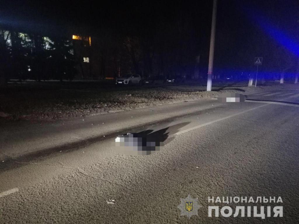 Сбила насмерть 2 женщин на переходе и скрылась: полиция задержала виновницу ДТП. Новости Днепра