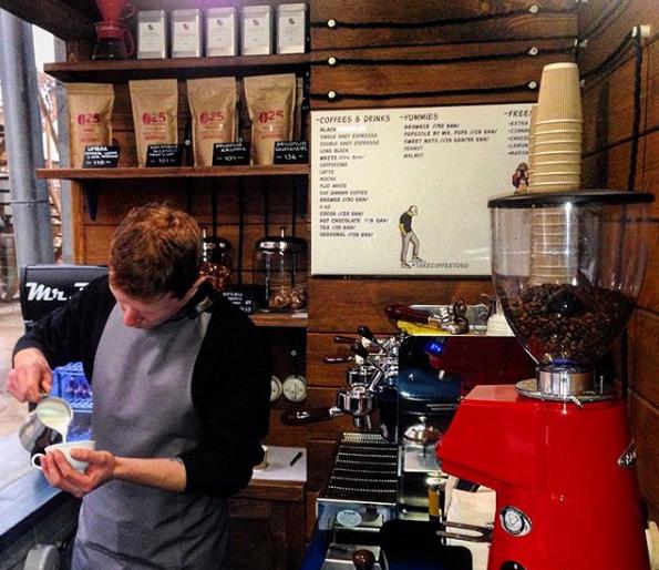 «Кофе идешь пить?»: ТОП лучших кофеен Днепра. Новости Днепра