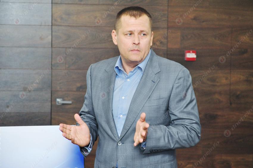 Филатов заявил, что город фактически финансирует БК «Днепр». Новости Днепра