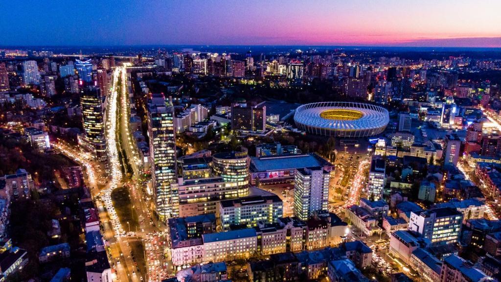Киев вошел в ТОП-50 самых инстаграмных городов мира. Новости Украины