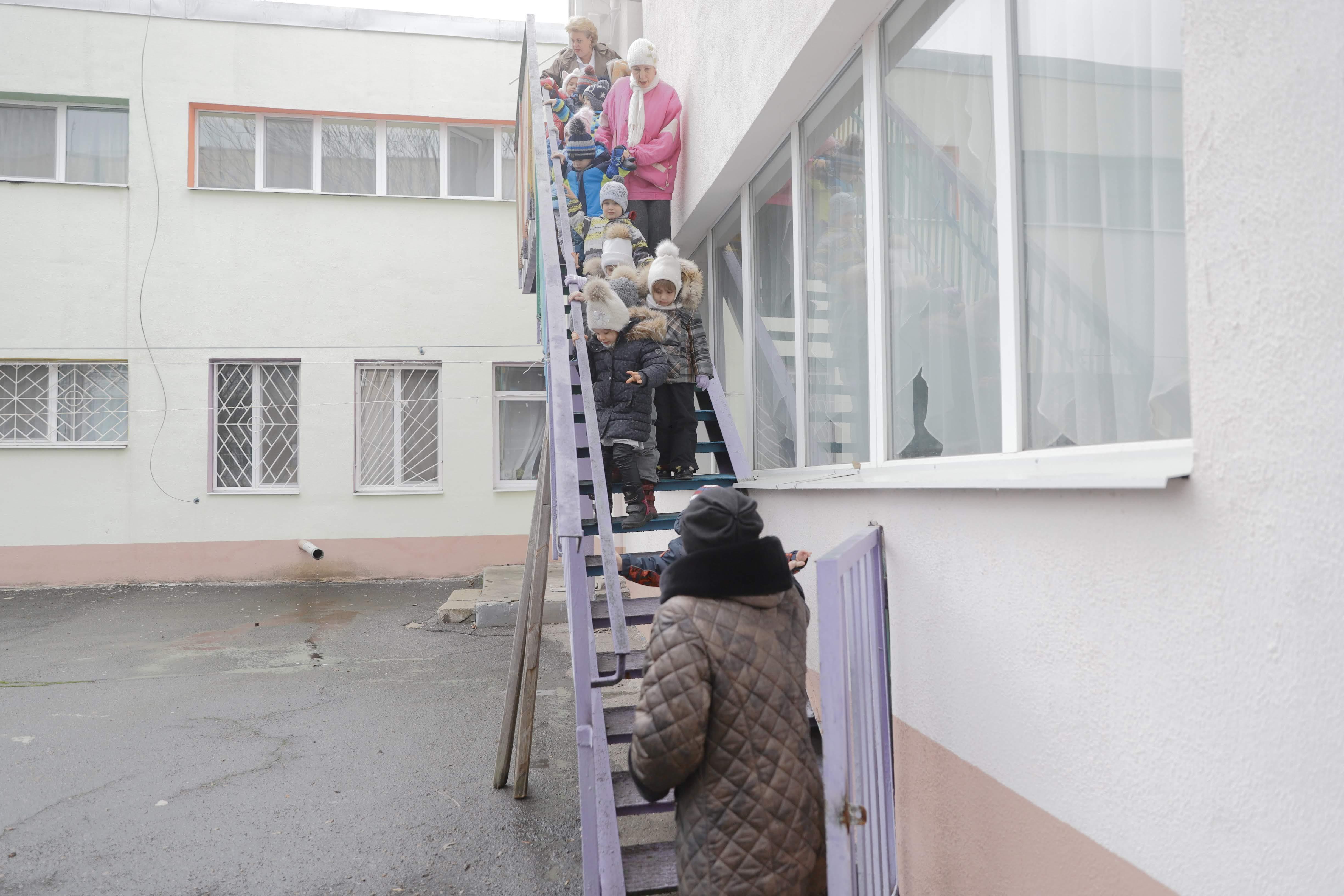 В Днепре эвакуировали детский сад: подробности. Новости Днепра