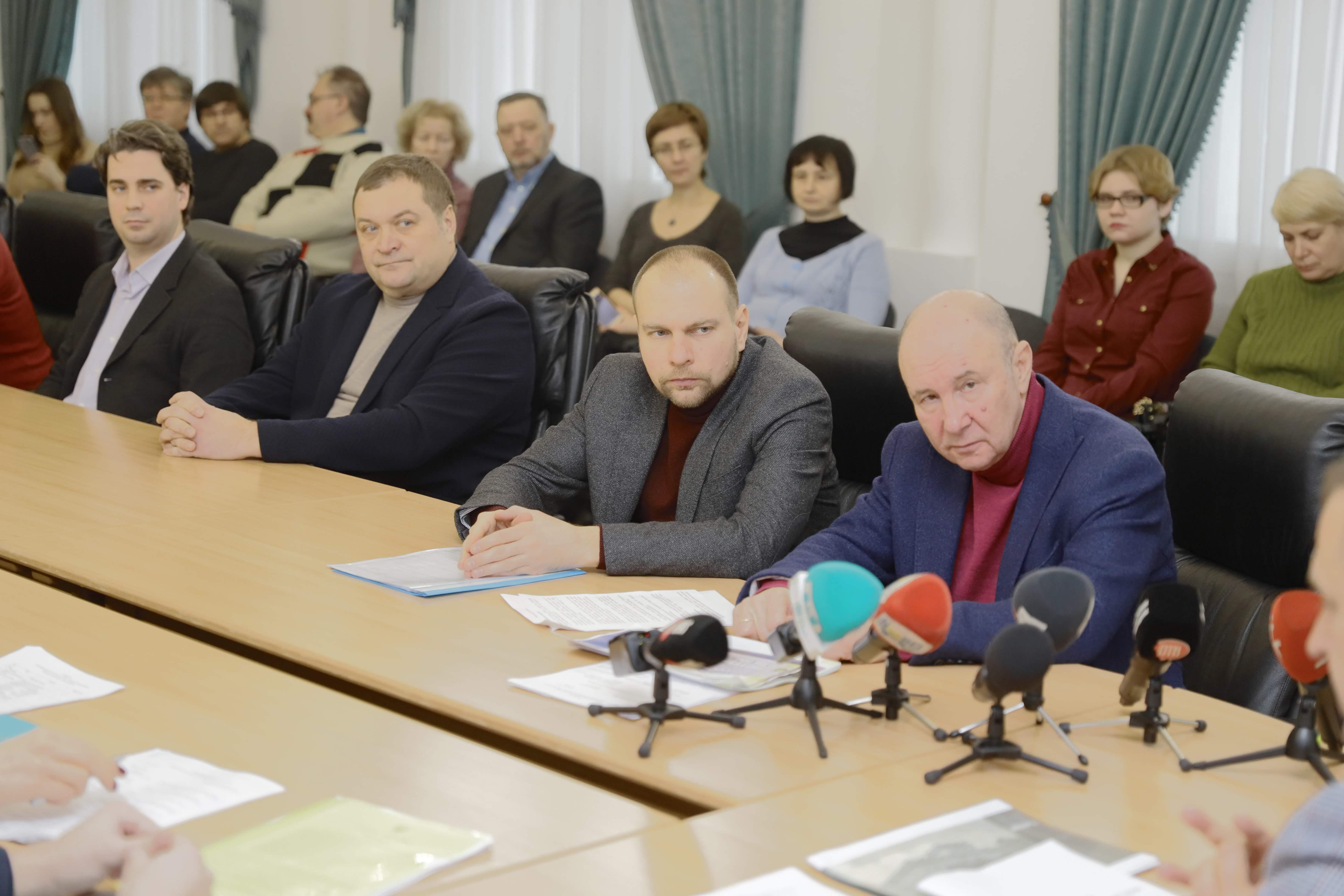 Борис Филатов пригласил экспертов к обсуждению концепции нового Музея истории Днепра. Новости Днепра