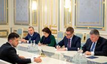 «Требую разобраться»: Зеленский про отставку Гончарука из-за прослушки