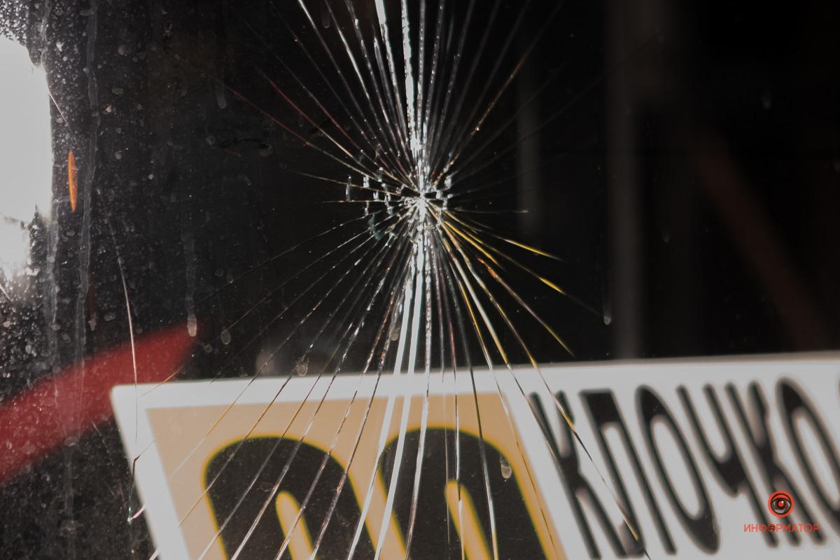 В Днепре автобус сбил подростка. Новости Днепра