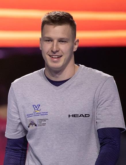 Спортсмен из Днепра одержал победу на международном турнире по плаванию. Новости Днепра