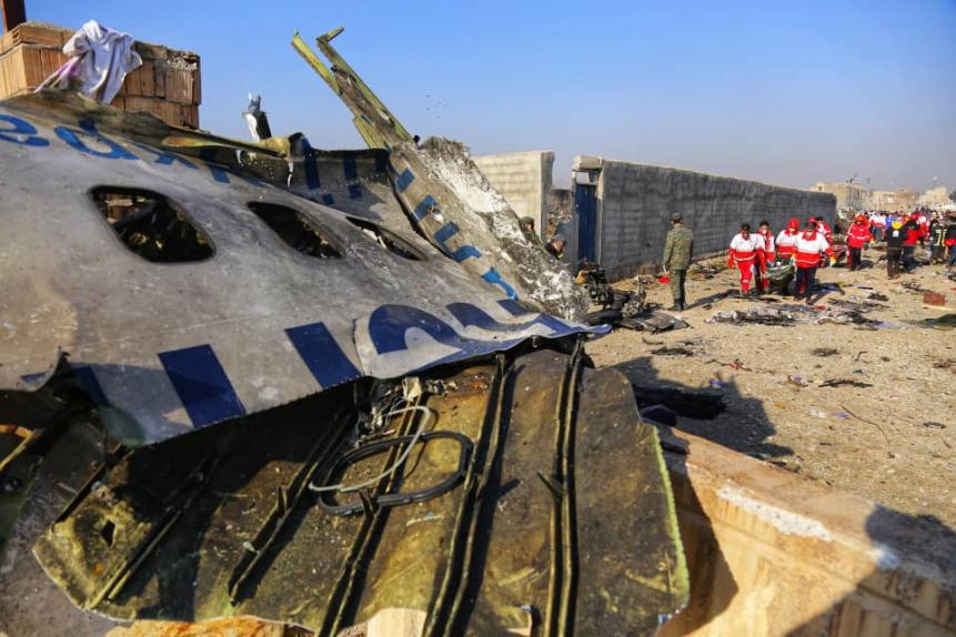Авіакатастрофа в Ірані: які «таємні» версії розглядалися під час розслідування. новини України