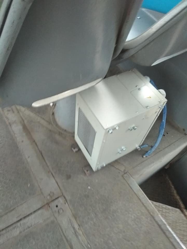 В трамваях устанавливают обогреватели. Новости Днепра