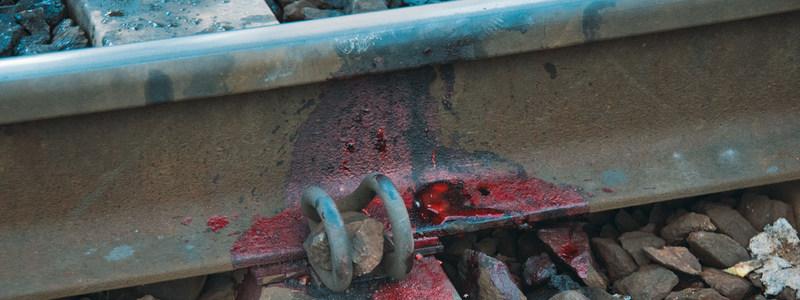 В Кривом Роге поезд разрезал мужчину надвое. Новости Днепра