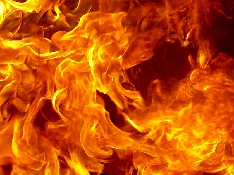 Спасатели потушили масштабный пожар. Новости Днепра