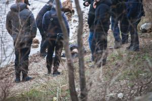 В реке нашли труп женщины. Новости Днепра