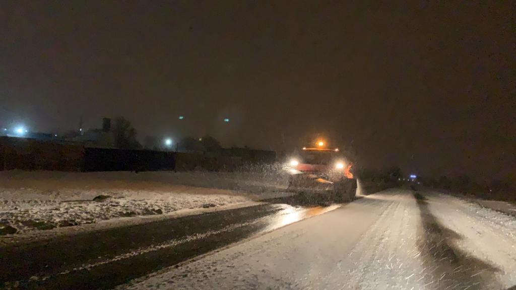 Расчищены 98% магистралей: справляется ли Днепр со снегопадом. Новости Днепра