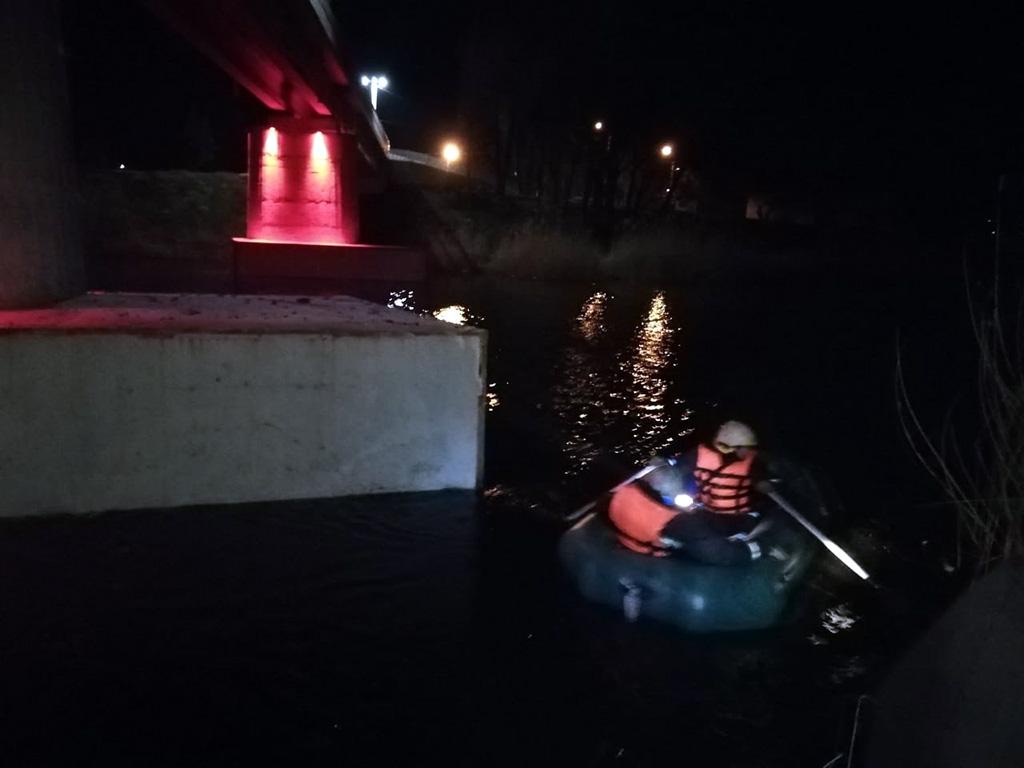 В Павлограде женщина совершила суицид, спрыгнув с моста. Новости Днепра