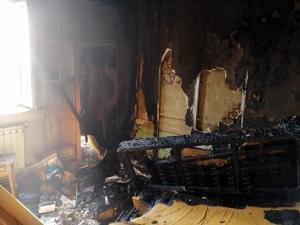 В результате пожара погибли мужчины. Новости Днепра