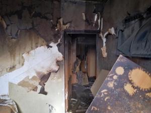 На пожаре погибли мужчины