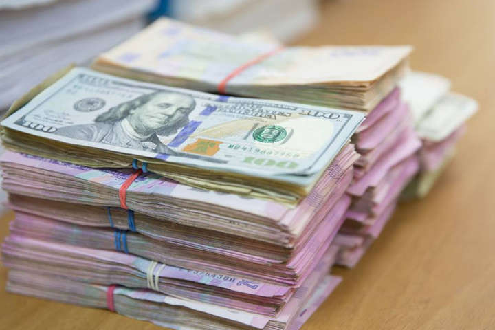 Обратно вниз: курс валют на 21-е февраля. Новости Украины