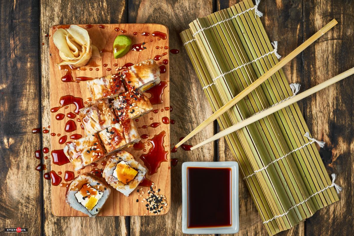 «Дух Востока»: где в Днепре самые вкусные суши и роллы. Новости Днепра
