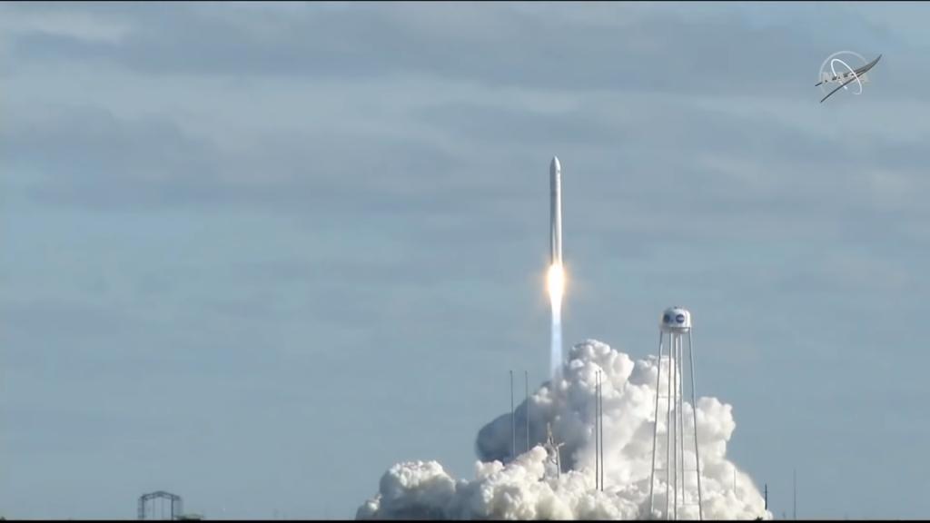 Ракета Украины и США покорила космос: запуск контролировали из Днепра. Новости Днепра