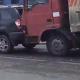 Масштабное ДТП в Днепре: столкнулись фура, грузовик и 2 легковых авто