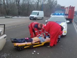В ДТП погиб водитель. Новости Днепра