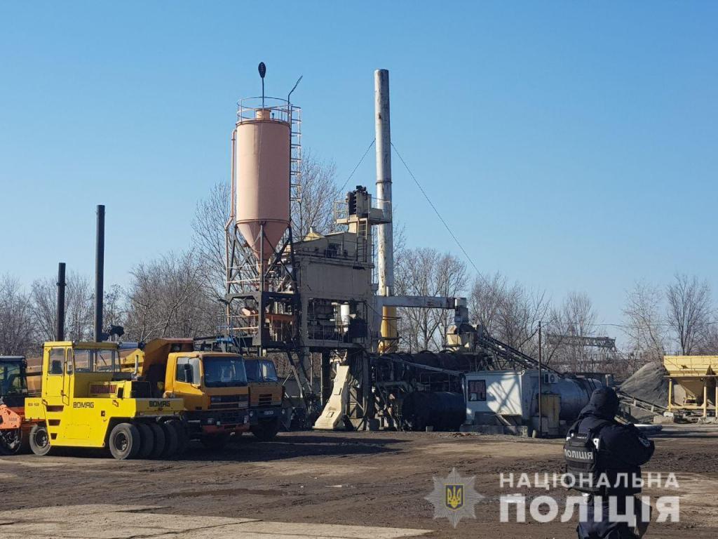 Директор нажился на 29 миллионов гривен на ремонте дорог. Новости Днепра