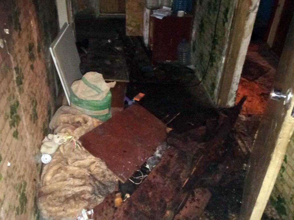 В Днепре в многоэтажке горела квартира: людей выводили спасатели. Новости Днепра