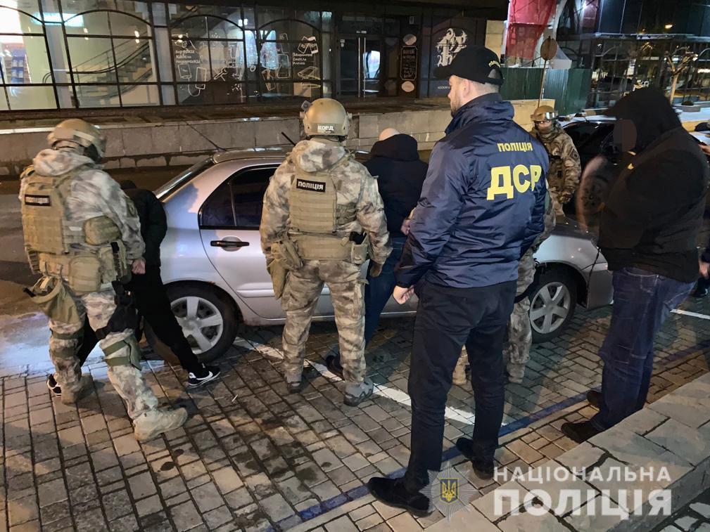 В Днепре задержали участников стрельбы на Титова. Новости Днепра