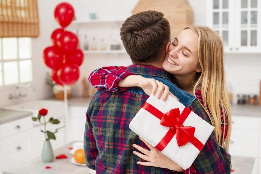 Новости Днепра про Чем удивить любимую на День влюбленных