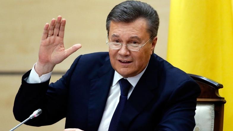 Экс-президент Янукович похвалил Зеленского за работу и предложил помощь. Новости Украины