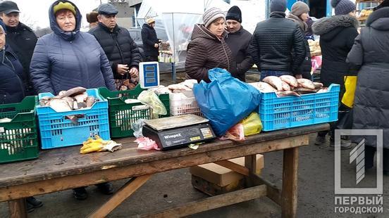 Под Днепром незаконно продавали рыбу. Новости Днепра