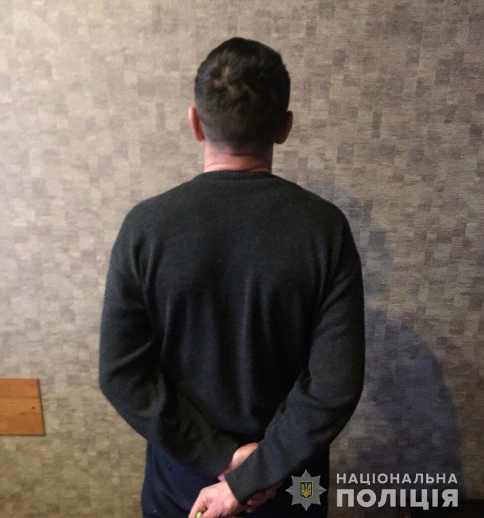 В Кривом Роге задержали убийцу мужчины, труп которого нашли вчера. Новости Днепра