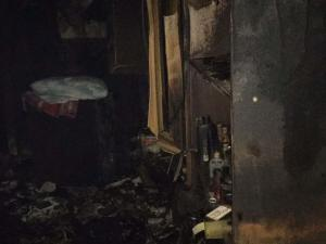 Спасатели тушили пожар в доме. Новости Днепра