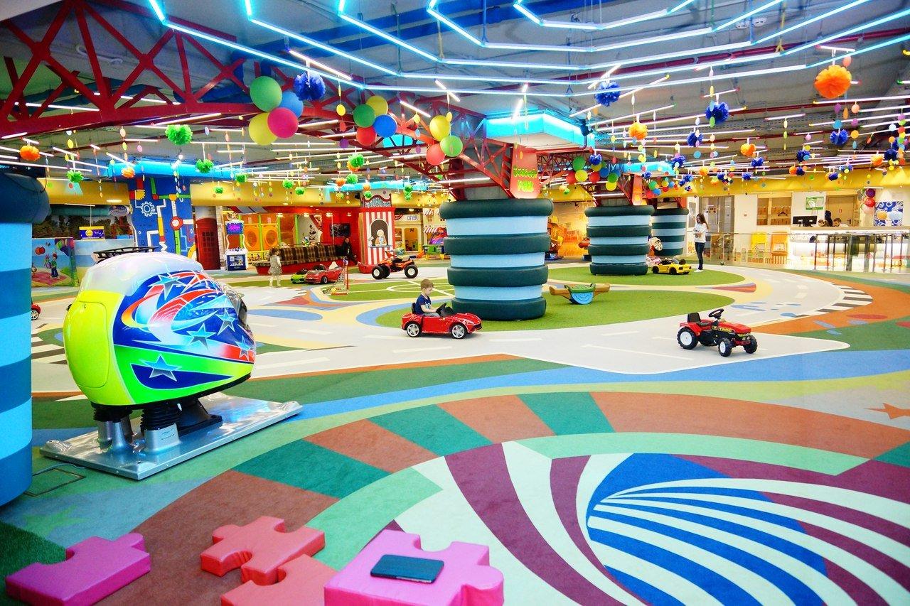 «Давай поиграем»: топ детских центров Днепра. Новости Днепра