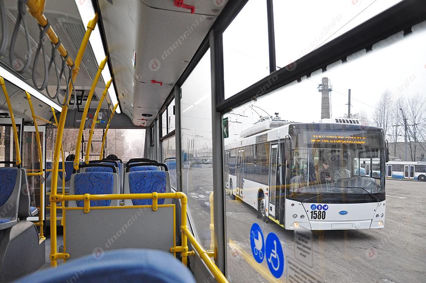 Когда в Днепре появится троллейбус на Приднепровск. Новости Днепра