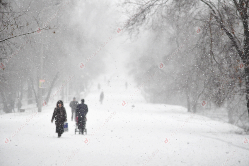 Днепрян предупредили об ухудшении погоды. Новости Днепра