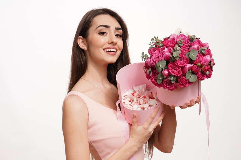 Новости Днепра про Курьерская доставка цветов в Днепре на дом и в офис